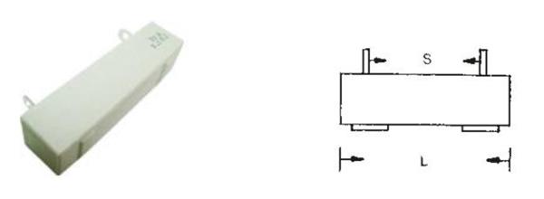 臥式水泥電阻-SQH