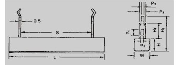 立式水泥電阻-SQZ